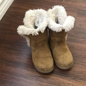 Winter boots ❄️